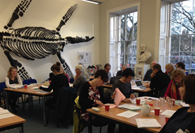 COMPACT members at workshop 3: Bath, January 2015
